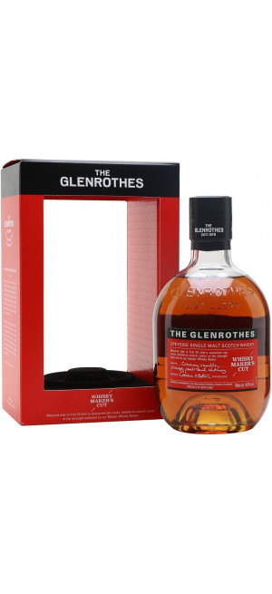"Виски ""Glenrothes"" Whisky Maker's Cut, gift box, 0.7 л"