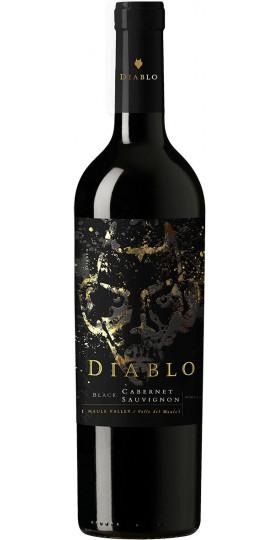 "Вино ""Diablo"" Black Cabernet Sauvignon, 2018, 0.75 л"
