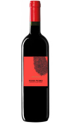 "Вино Velenosi, ""Imprime"" Rosso Piceno DOC, 2018, 0.75 л"