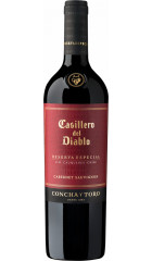 """Вино """"Casillero del Diablo"""" Reserva Especial, Cabernet Sauvignon, 0.75 л"""