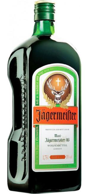 """Ликер """"Jagermeister"""", 1.75 л"""