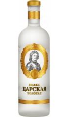 """Водка """"Царская"""" Золотая, 1 л"""