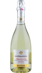"""Игристое вино Montelliana, """"Meliora"""" Millesimato Prosecco, Treviso DOC, 0.75 л"""