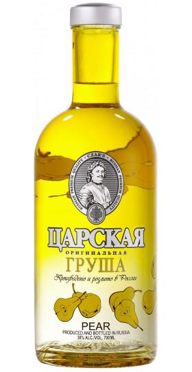 """Водка """"Царская"""" Оригинальная Груша, 0.5 л"""