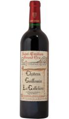 Вино Chateau Guillemin la Gaffeliere, Saint-Emilion Grand Cru AOC, 0.75 л
