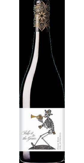 """Вино """"Take it to the grave"""", Pino Noir 0.75 л"""