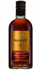 "Коньяк ""Araget"" 5 Years Old, 250 мл"
