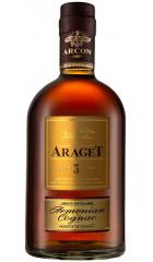 Коньяк Araget, 3 Years Old, 0.5 л