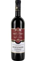Вино Eniseli Bagrationi, Mukuzani, 0.75 л