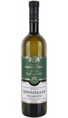 Вино Eniseli Bagrationi, Tsinandali, 0.75 л