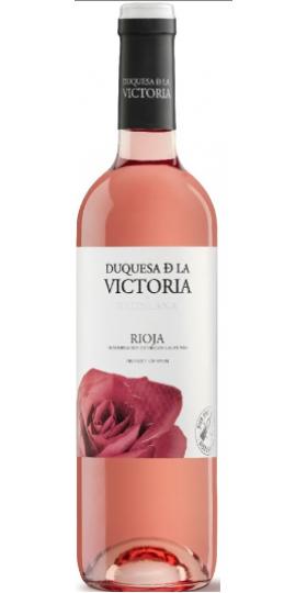 """Вино """"Duquesa de la Victoria"""" Rose, 0.75 л"""
