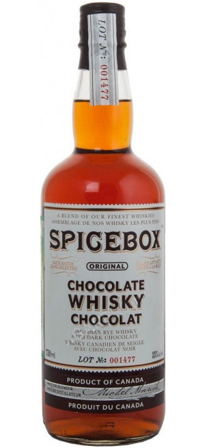 "Виски ""Spicebox"" Chocolate, 0.75 л"