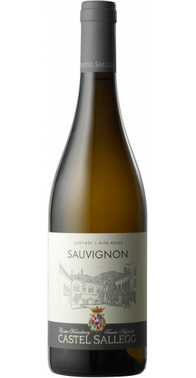 Вино Castel Sallegg, Sauvignon, Alto Adige DOC, 0.75 л