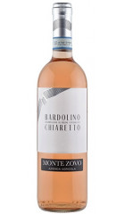 Вино Monte Zovo Bardolino, Chiaretto, 0.75 л
