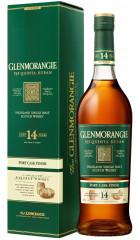 """Виски Glenmorangie """"The Quinta Ruban"""" 14 Years Old, gift box, 0.7 л"""