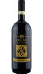 """Вино """"Chianti Valdarno Superiore"""" DOCG 1.5l"""