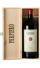 "Вино Tenuta Moraia, ""Perpiero"", Toscana IGT, 2016, wooden box, 3 л"