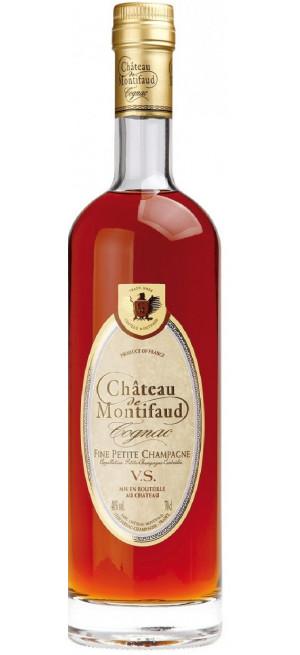 "Коньяк ""Chateau de Montifaud"" V.S., Petite Champagne AOC, 0.7 л"