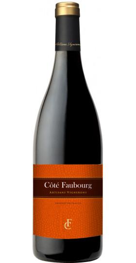 "Вино ""Cote Faubourg"" Rouge, 0.75 л"