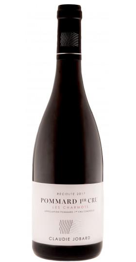 """Вино Claudie Jobard """"Pommard Les Charmots"""" 1ER CRU, 0.75 л"""