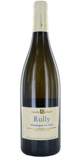 """Вино Claudie Jobard, Rully AOC """"Montagne La Folie"""", 0.75 л"""