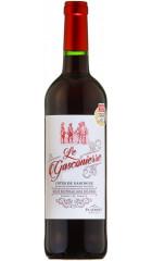 """Вино Plaimont, """"Le Gasconierre"""" Rouge, Cotes de Gascogne IGP, 0.75 л"""