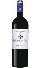 """Вино """"Les Chemins de La Croix du Casse"""" Pomerol AOC, 2014, 0.75 л"""