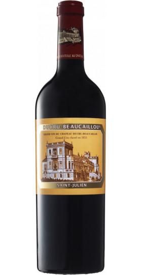 Вино Chateau Ducru-Beaucaillou, Saint-Julien AOC 2-eme Grand Cru Classe, 2013, 0.75 л