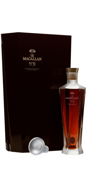 "Виски ""Macallan №6"", wooden box, 0.7 л"