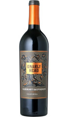 "Вино ""Gnarly Head"" Cabernet Sauvignon, 2018, 0.75 л"