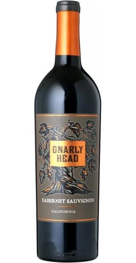 "Вино ""Gnarly Head"" Cabernet Sauvignon, 2018, 0.75 л"