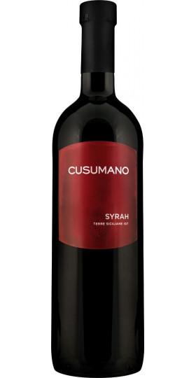 Вино Cusumano, Syrah, Terre Siciliane IGT, 2019, 0.75 л