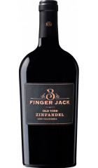 "Вино ""Three Finger Jack"" Old Vine Zinfandel, 0.75 л"
