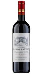 """Вино """"Chateau Pas de Rauzan"""", Bordeaux Superieur AOC, 0.75 л"""