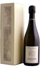 "Шампанское Jacquesson, ""Ay"" Vauzelle Terme Brut, 2005, gift box, 1.5 л"