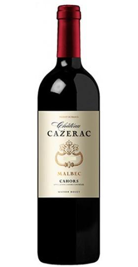 Вино Chateau Cazerac Malbec Cahors, 0.75 л