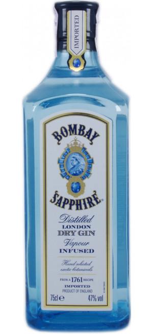"Джин ""Bombay Sapphire"", 0.7 л"