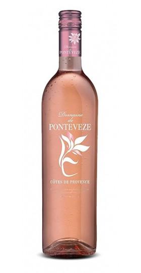Вино Domaine de Ponteveze Côtes de Provence, 2018, 0.75 л