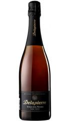 """Игристое вино """"Delapierre"""" Etiqueta Negra Semi Seco, 0.75 л"""