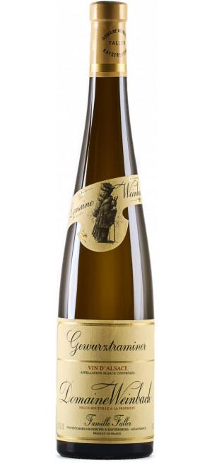 Вино Domaine Weinbach, Gewurztraminer, 2019, 375 мл