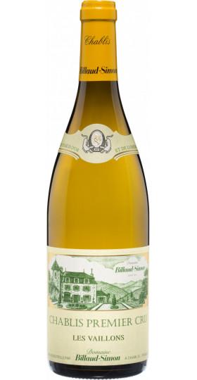 "Вино Billaud-Simon, Chablis Premier Cru ""Les Vaillons"", 2018, 0.75 л"
