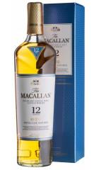 """Виски Macallan, """"Triple Cask Matured"""" 12 Years Old, gift box, 0.7 л"""