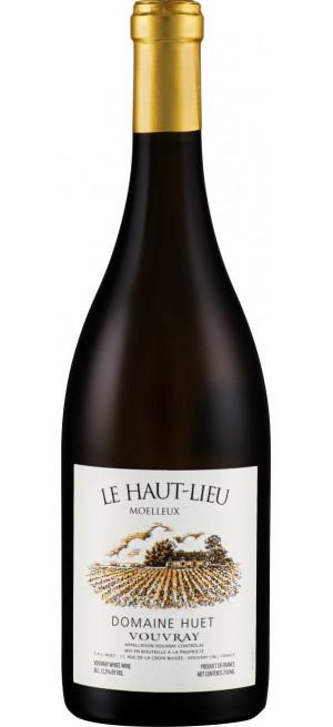 """Вино Domaine Huet, """"Le Haut-Lieu"""" Moelleux, Vouvray AOC, 2015, 0.75 л"""