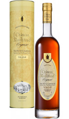 Коньяк Chateau de Montifaud VSOP, Petite Champagne AOC, gift tube, 0.7 л
