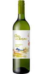 """Вино Les Celliers Jean d'Alibert, """"Cloce du Charme"""" Sauvignon Blanc, Pays d'Oc IGP, 2019, 0.75 л"""