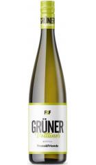 "Вино ""Franz & Friends"", Gruner Veltliner, 2019, 0.75 л"