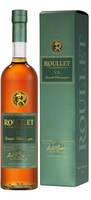 "Коньяк ""Roullet"" VS, gift box, 0.7 л"