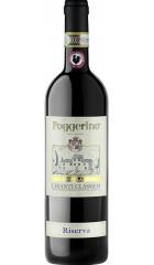 """Вино Poggerino, """"Bugialla"""" Riserva, Chianti Classico DOCG, 2017, 0.75 л"""