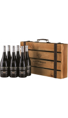 Вино Ramon Bilbao, Edicion Limitada, Rioja, 2015, Set of 6 bottles, in wooden box, 0.75 л