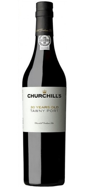 Портвейн Churchill's, Tawny Port 30 Years Old, 0.5 л